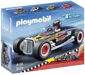 Playmobil Heat Racer