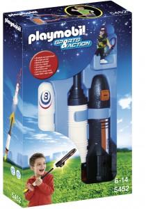 Playmobil cohetes de energia