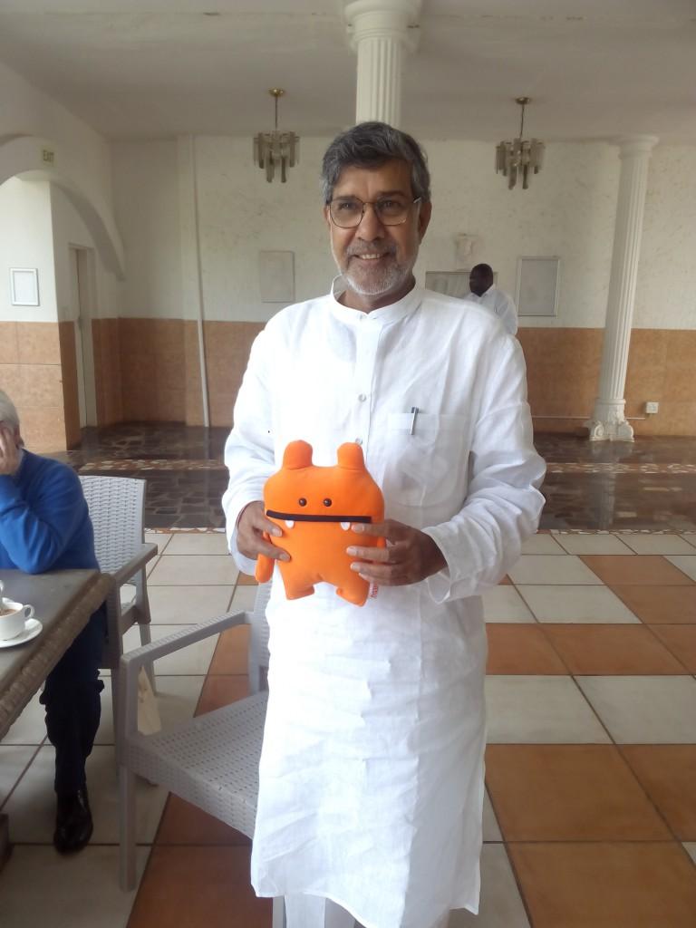Kailash_India_Nobel_de_la_paz