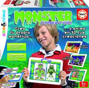 cre&nima monster-creator-educa
