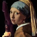 La joven de la perla, de Johannes Vermeer