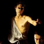 David con la cabeza de Goliat, de Caravaggio