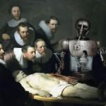 Lección de anatomía del Dr. Nicolaes Tulp, de Rembrandt