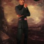 Grand Moff Tarkin, según Sir Henry Raeburn
