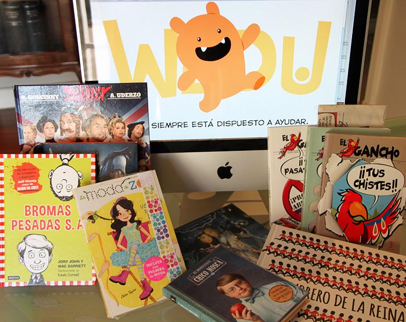 Concurso noviembre Wedu_libros