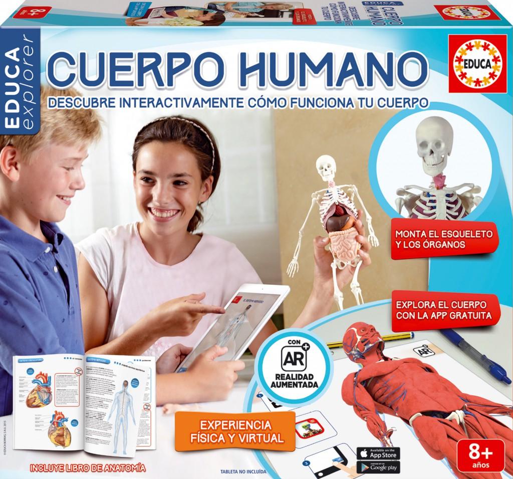 EDUCA Cuerpo humano