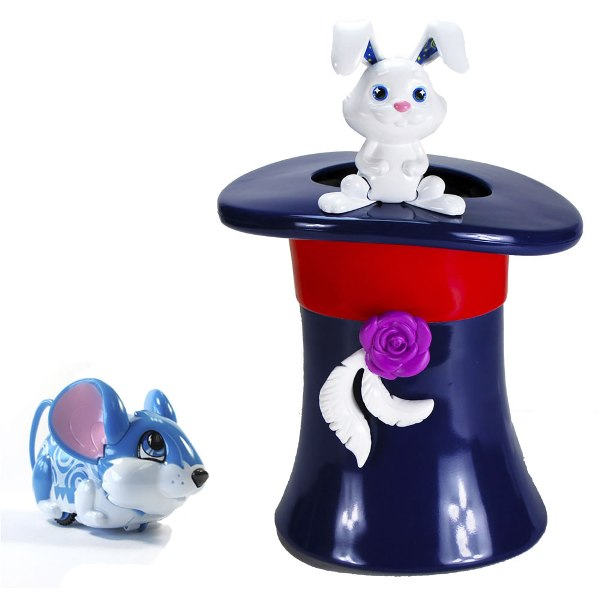 Foto Set Sombrero y Mascota Magicos