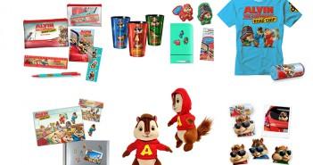 ¡Llévate un pack de <i>Alvin y las Ardillas: Fiesta Sobre Ruedas</i>!
