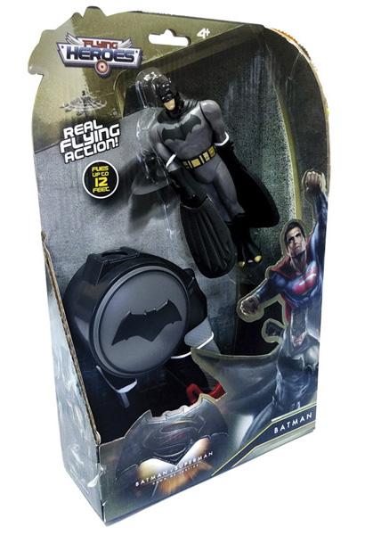 Flying Heroes Batman vs Superman 4