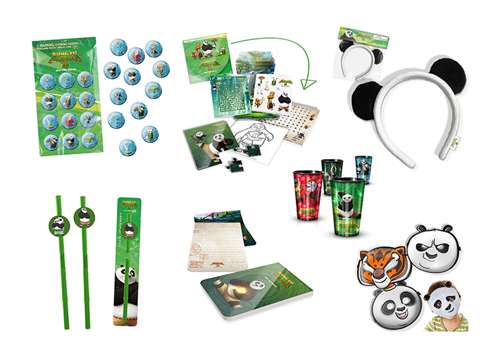 kung-fu-panda-3_orejas_mascara_libreta_vaso_pajita_actividades_stickers