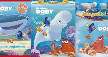 ¡Buscando a Dory puede ser tuyo!