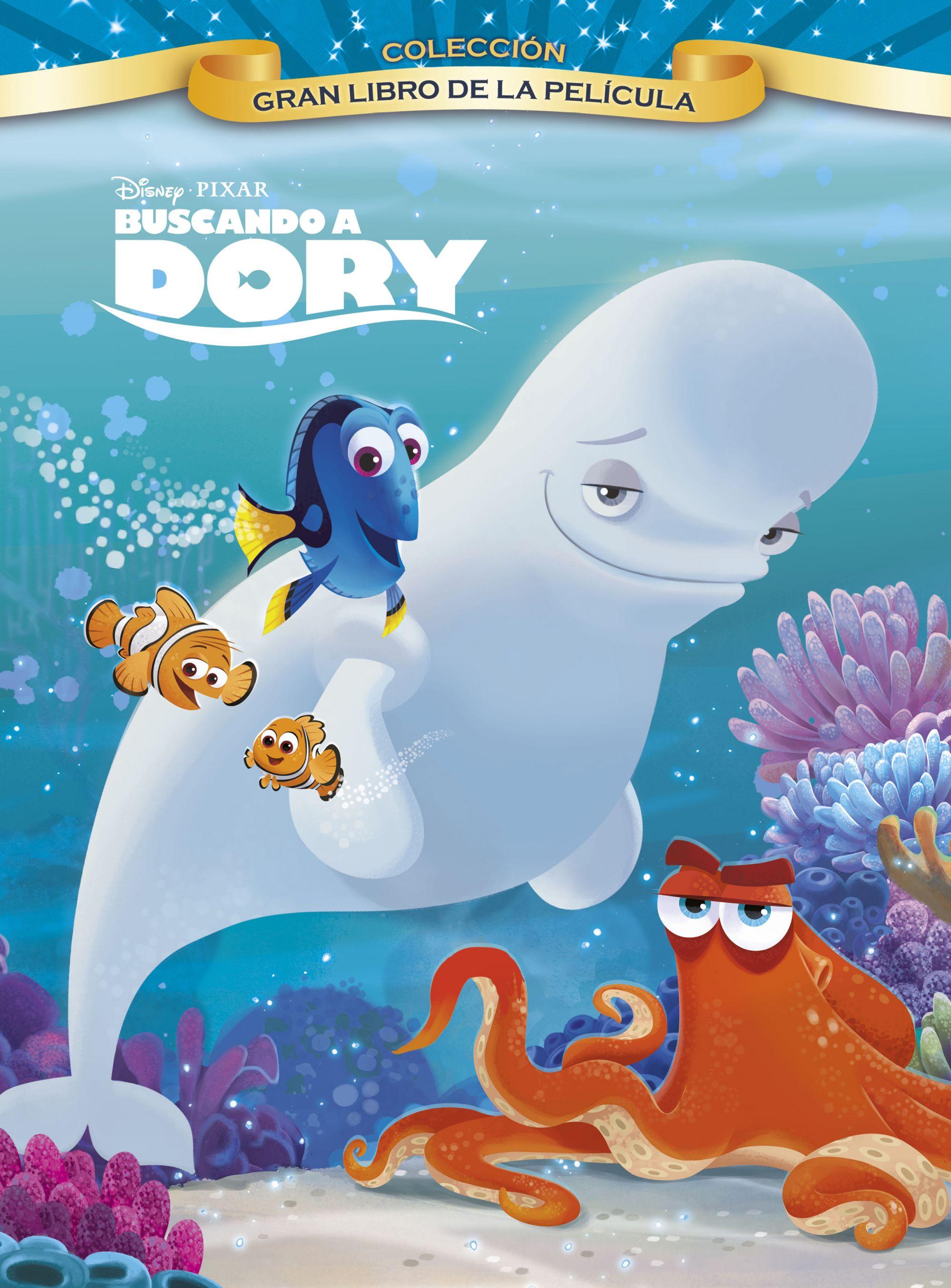 Buscando a Dory puede ser tuyo! - El Gancho