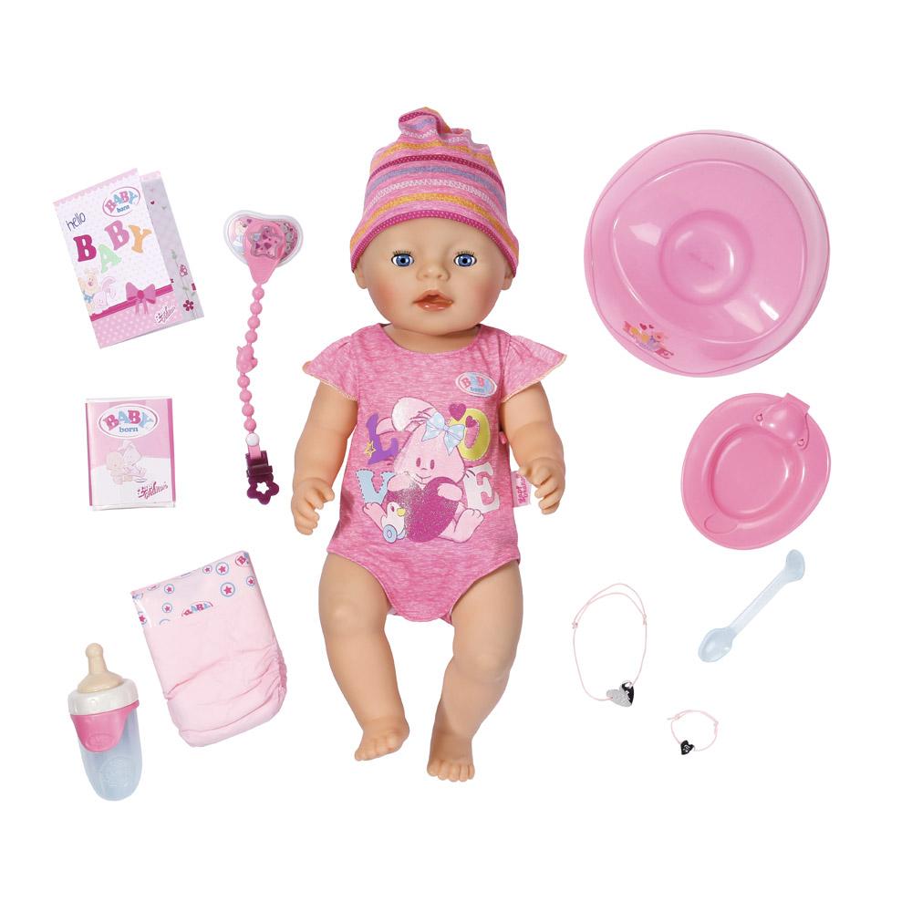El Gancho. Concurso Baby Born Interactivo