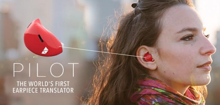 ¡El auricular inteligente!