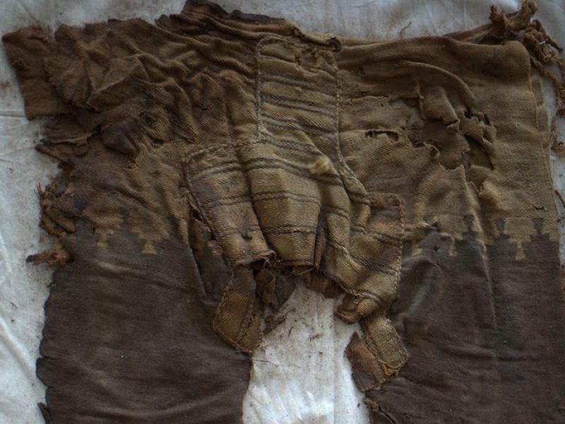 El Gancho. pantalones mas viejos del mundo