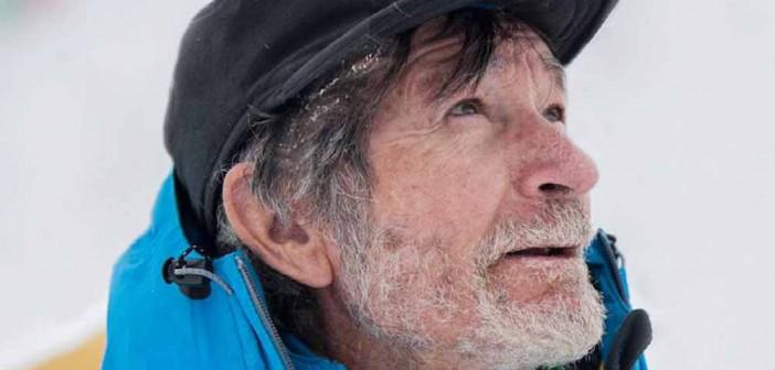 ¡Con 77 años hace 8.000 metros!