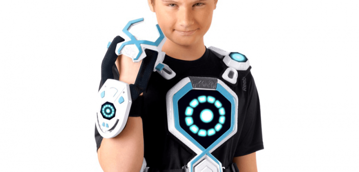 SuperSuit, ¡el juguete del futuro!