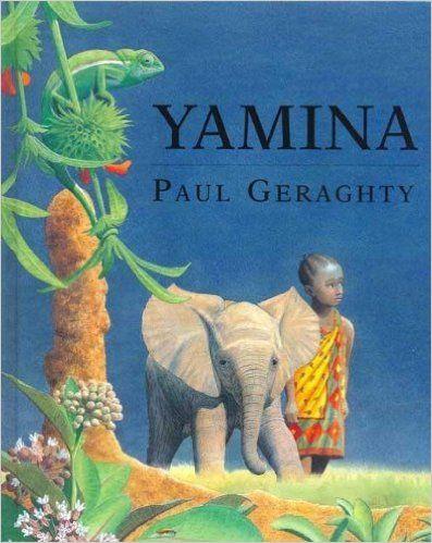 El Gancho. Libro africano-yamina