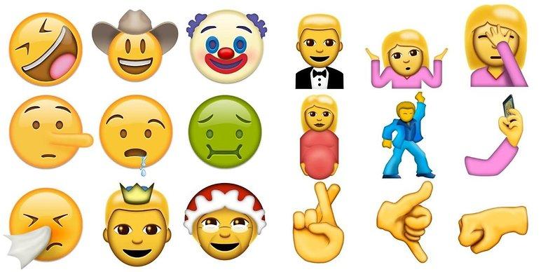 El Gancho. Nuevos emojis3