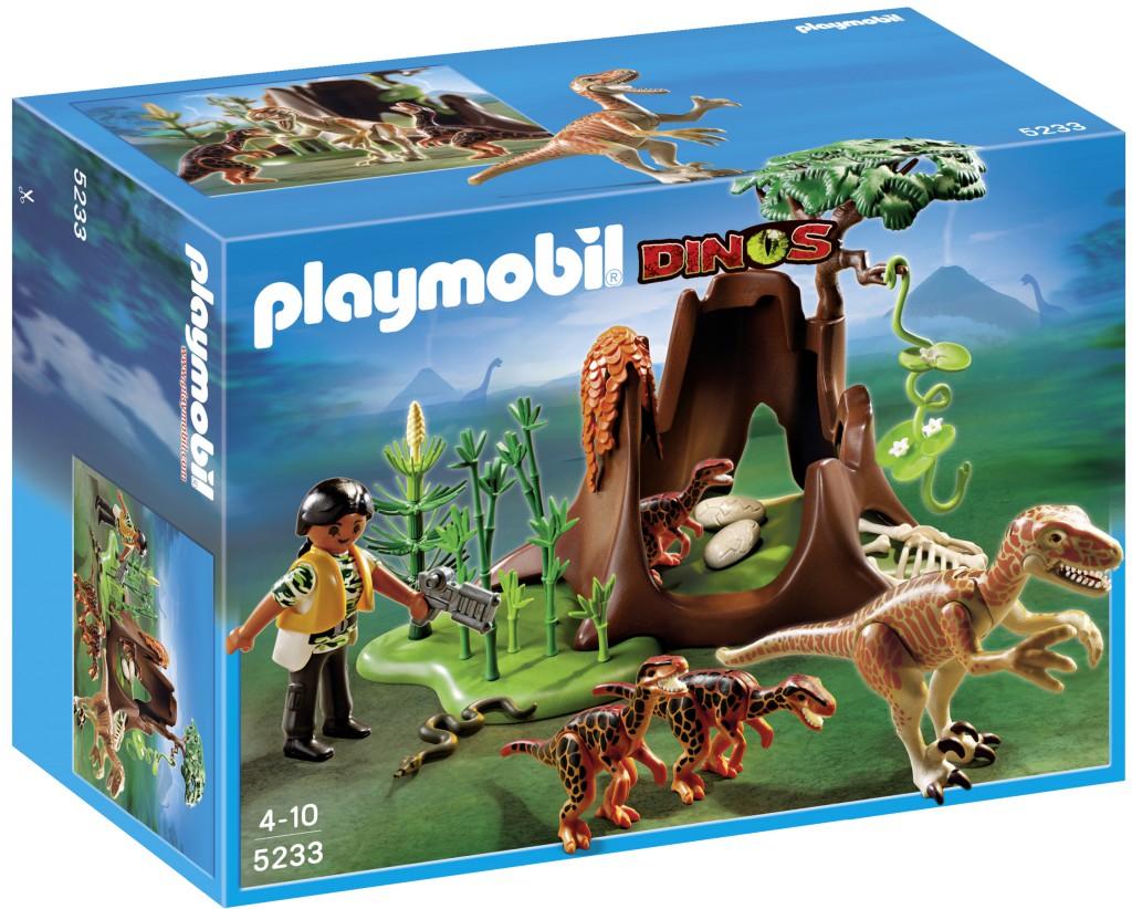 Julio. Concurso Velociraptors con exploradora