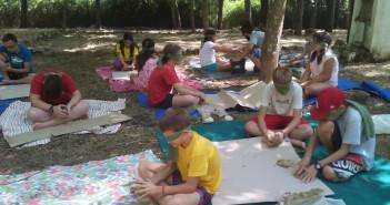 El Gancho. Campamento Mindfulness