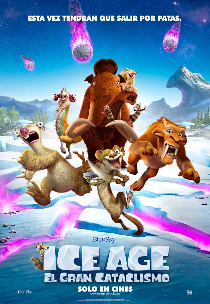El Gancho. Concurso Ice Age