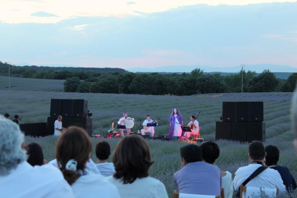 El Gancho. Festival de la banda