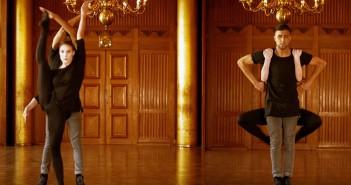 El Gancho. Fusion breakdance y musica clasica