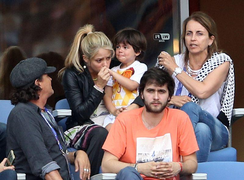 El Gancho. Milan llora por españa3