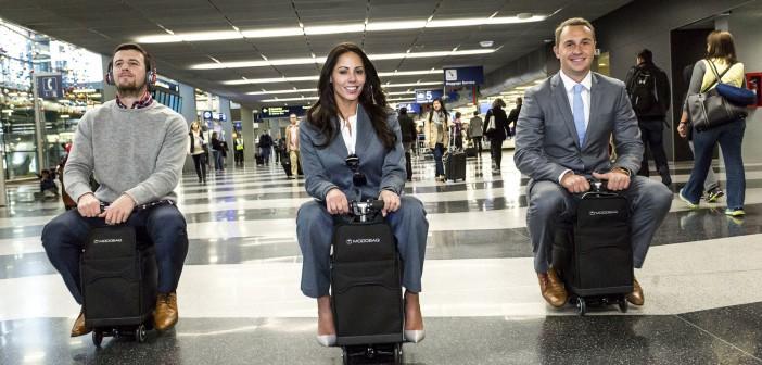 ¡Por fin la maleta que nos lleva!