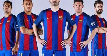 El Gancho. Nuevas camisetas temporada 2017-17