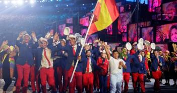 El Gancho. Nadal Juegos Olimpicos