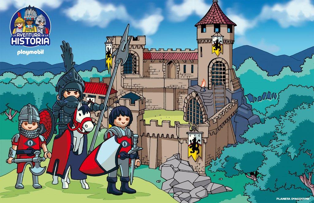 Diferencias Las aventuras de la Historia con Playmobil