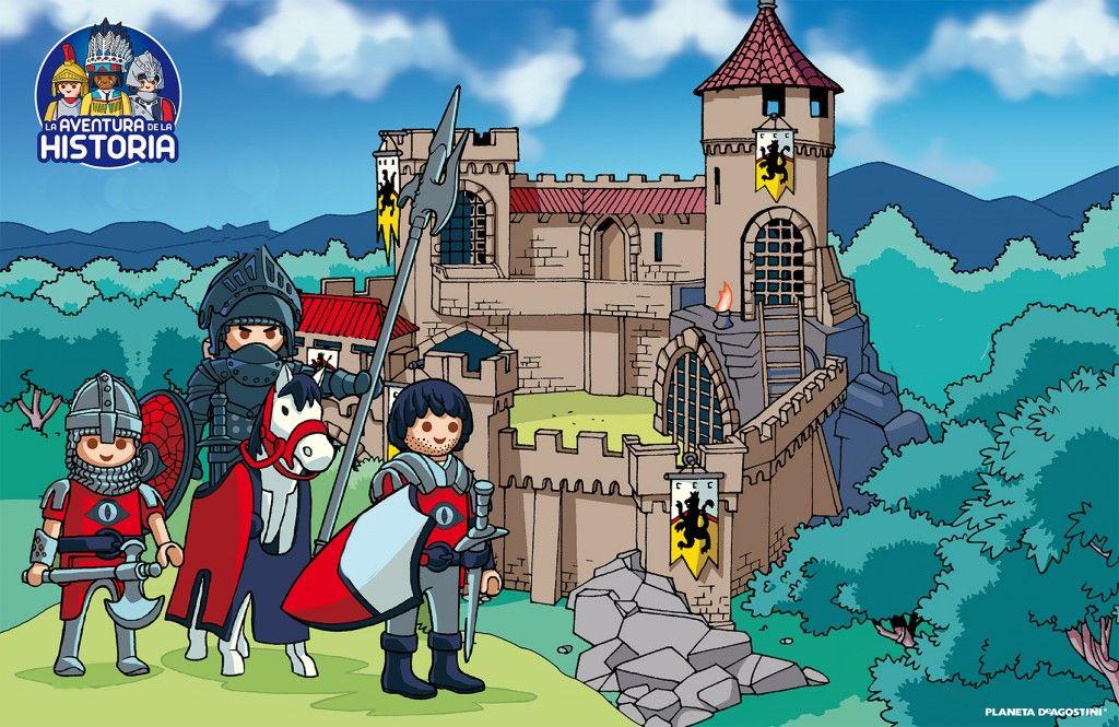 Diferencias Las aventuras de la Historia con Playmobil2