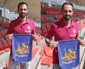 El Atlético de Madrid de nuevo con la mochila de Wedu