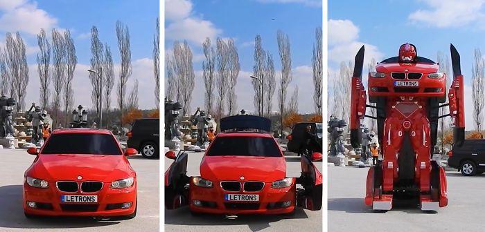 El BMW Transformer