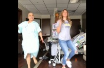 Baila hip hop con tratamiento cancer