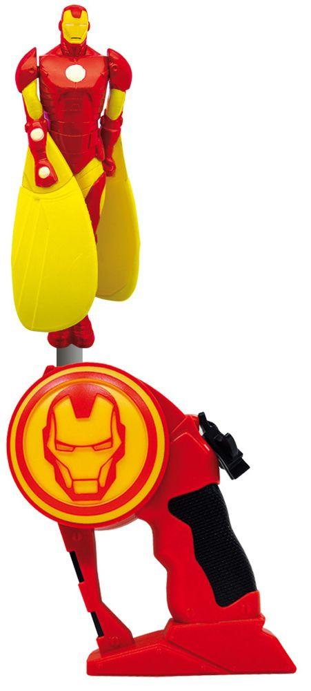 Flying Heroes iron luz3