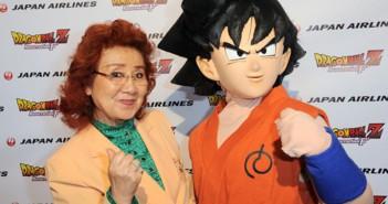 La voz de goku cumple 80 años
