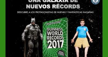 Ganadores de los World Record Guinness 2017