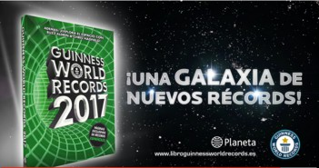 ¡Llévate el <i>Guinness World Records 2017</i>!