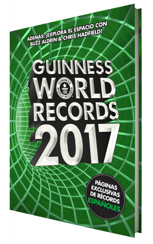 Portada World Records Guinness 2017