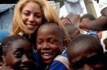 Shakira dona 1,5 millones a Haití