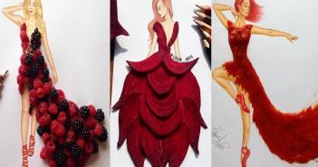 Arte en la comida home