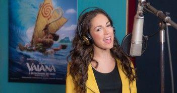 Maria Parrado voz en Vaiana