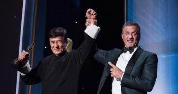 Oscar a Jackie Chan