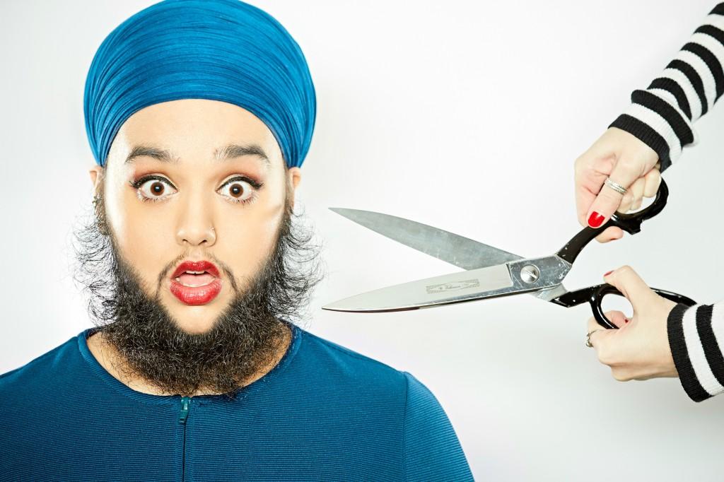 Record Guinness mujer con barba1