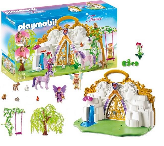 Concurso maletín hadas unicornio playmobil diferencias
