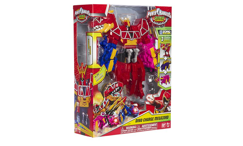 Megazord Dino Charge 3