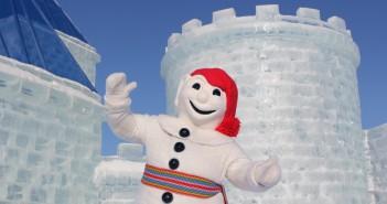 Palais de glace de Bonhomme / Bonhomme's Ice Palace